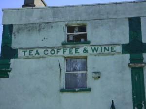 tea coffee and wine