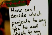 I find it hard to make decisions!